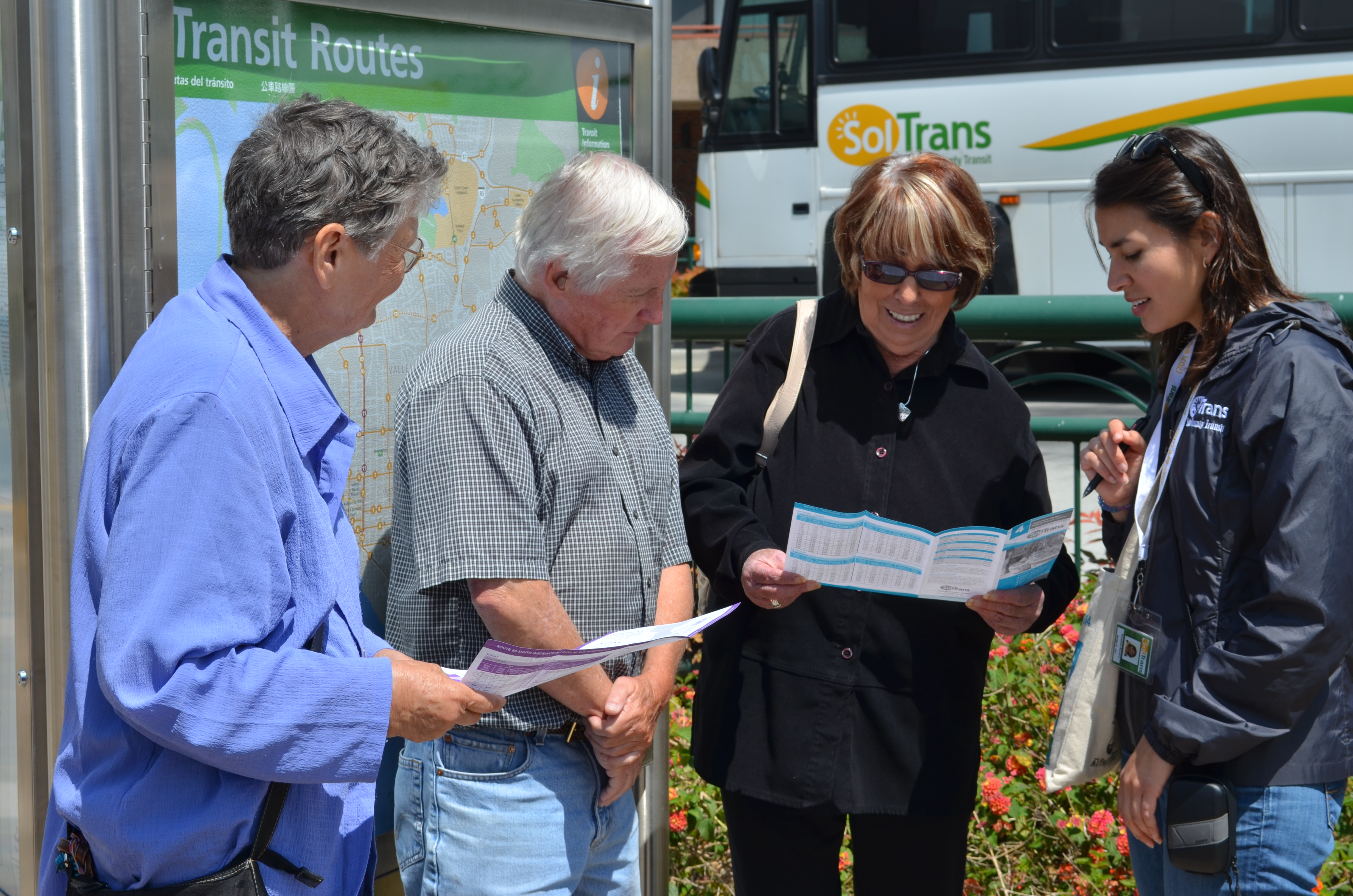 Solano Mobility | Solano County Transit (SolTrans) Planning