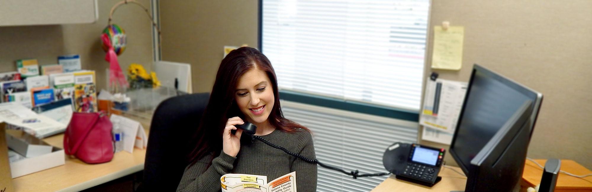 Solano Mobility Call Center